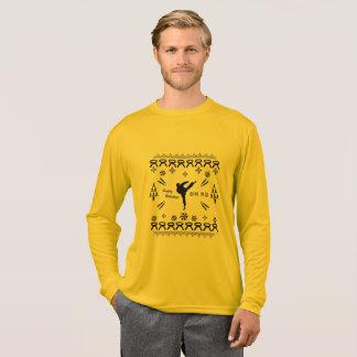 Karaté/Taekwondo/camisa feriado das artes marciais Camiseta
