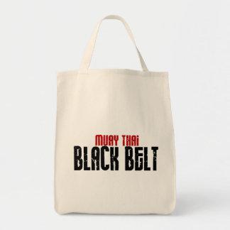Karaté tailandês do cinturão negro de Muay Bolsa Para Compra