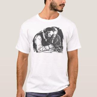 Karl Marx e t-shirt de Friedrich Engels Camiseta
