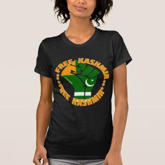 Kashmir livre t-shirt