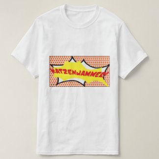 Katzenjammer! Uma camisa do divertimento para tudo
