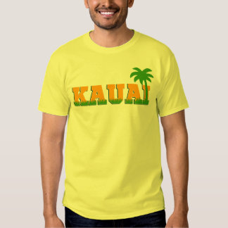 Kauai Camisetas
