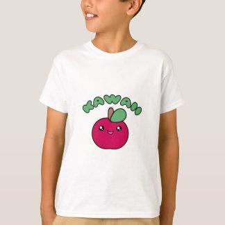 Kawaii Apple Camiseta