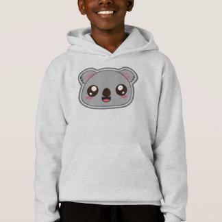 Kawaii, divertimento e camisa engraçada do koala