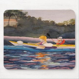 Kayakers MousePad