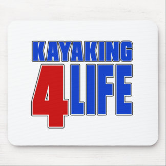 KAYAKING 4 LIEE MOUSE PAD