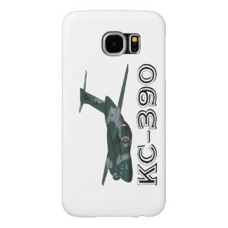 KC-390 3d Brazilian Air Force Capa Para Samsung Galaxy S6