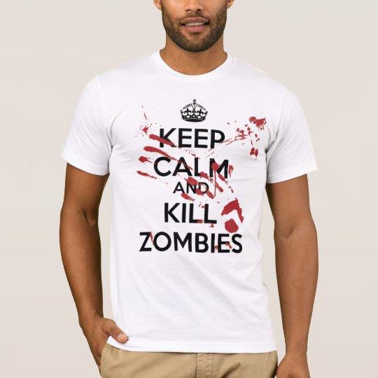 Keep Calm Camiseta