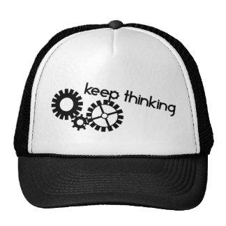 Keep Thinking Boné