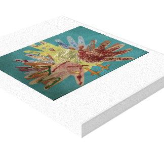 Keepy em canvas impressão em tela canvas