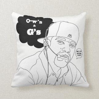 Kees & travesseiro de Gees Almofada