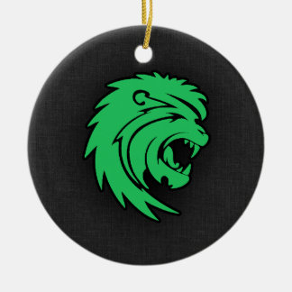 Kelly Leo verde Enfeites Para Arvores De Natal
