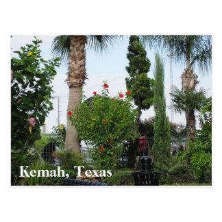 Kemah, cartão de Texas