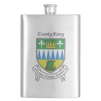 Kerry do condado 8 onças. Garrafa Cantil