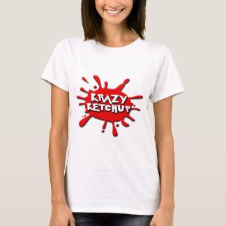ketchup do TM Krazy Camiseta