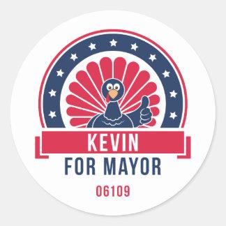 Kevin para o Mayor 06109 etiqueta