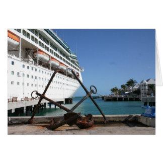 Key West - cartão vazio