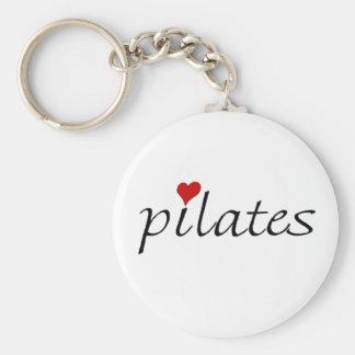 Keyring de Pilates Chaveiro