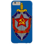 KGB CAPAS iPhone 6 PLUS BARELY THERE