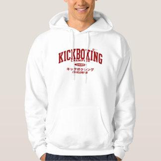 Kickboxing Moleton Com Capuz