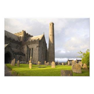 Kilkenny, Ireland. Killkenny é sabido igualmente c Impressão De Foto