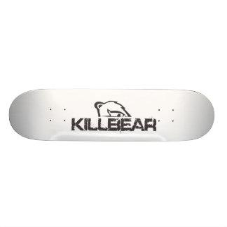 KILLBEAR-pode você ver-me Shape De Skate 18,7cm