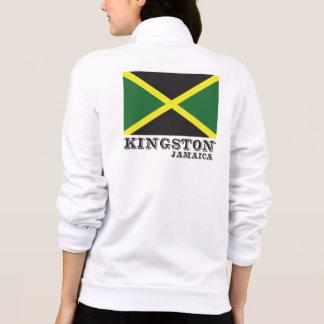 Kingston Jamaica Jaqueta Estampada