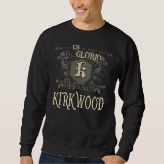 KIRKWOOD da casa. Camisa do presente para o
