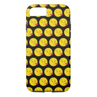 Kissy enfrenta o iPhone de Emoji 8/7 de capa de