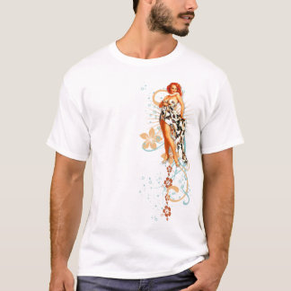 Kitsch Bitsch do Th: Tatuagem Tiki! Tshirt