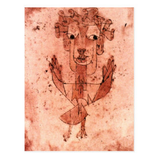 Klee - anjo novo (Angelus Novus)