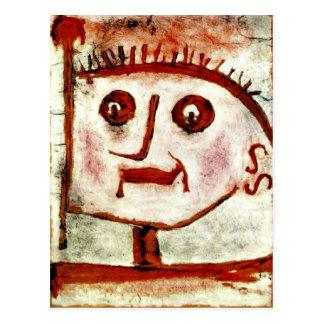 Klee - uma alegoria de Propaganda, 1939 Cartão Postal