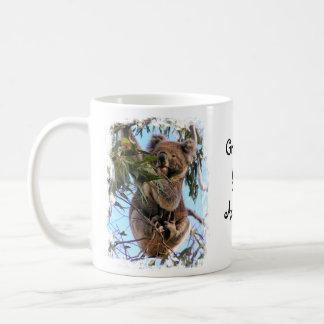 Koala Austrália Caneca De Café