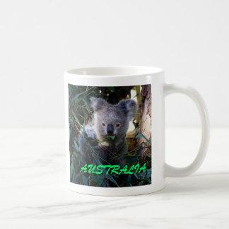 Koala, AUSTRÁLIA Caneca De Café