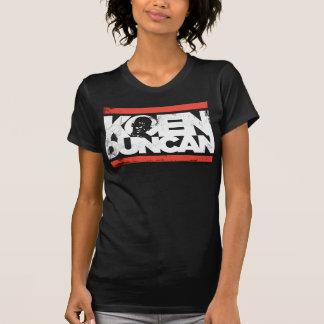 Koen Duncan Camisetas