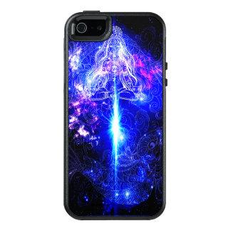 Koi iridescente cósmico