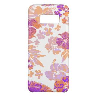 Kona cronometra o Hawaiian do hibiscus projetado Capa Case-Mate Samsung Galaxy S8