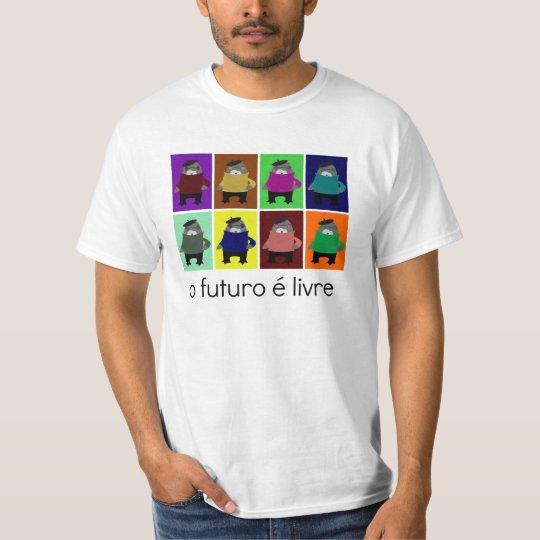 Kororas - Pop Livre Camiseta
