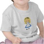 KRW Alice bonito no país das maravilhas Tshirt