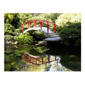 Kubota jardina cartão da ponte