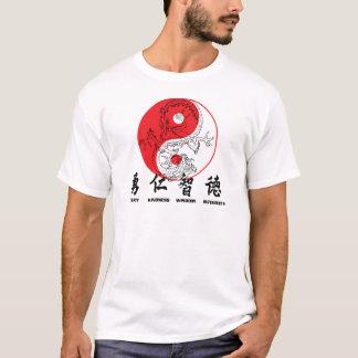 Kung Fu Camisetas