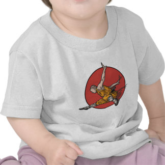 Kung Fu Ninja Master T-shirts