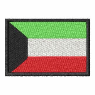 Kuwait Camiseta Bordada Polo