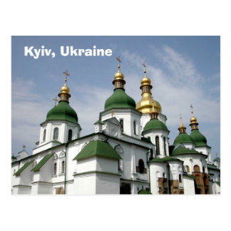 Kyiv, Ucrânia Cartões Postais
