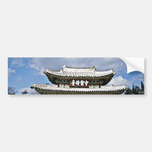Kyonggi-Faz, Namhansansong (a fortaleza sul de Han Adesivos
