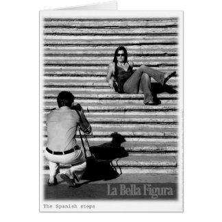 La Bella Figura - cartão 3