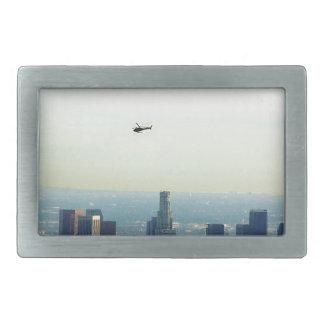 LA e helicóptero