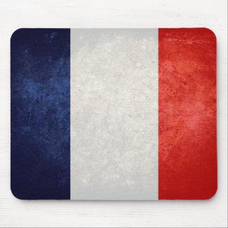 La France de Drapeau de Mouse Pads