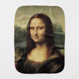La Gioconda de Mona Lisa por Leonardo da Vinci Fraldinhas De Boca