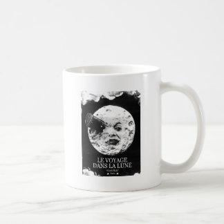 La Lune de Le Viagem Dans (uma viagem à lua) Caneca